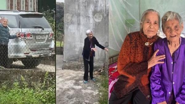 Con gái 80 tuổi kể về mẹ già 103 tuổi: Mất bố khi được 3 tháng, muốn đón mẹ về ở chung nhưng không được