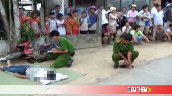 ÁN MẠNG NGHIÊM TRỌNG: Cha giết con trai, vứt lại tờ bố cáo trên xác