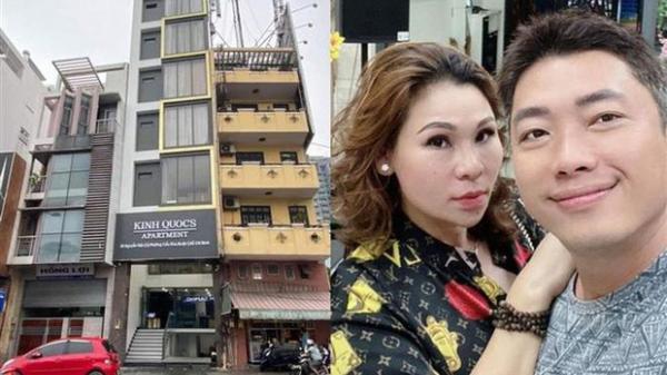 Ai từng vay lãi nặng của nữ đại gia - vợ diễn viên Kinh Quốc mời liên hệ gấp tới công an