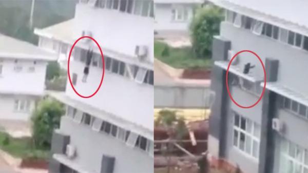 Đắk Lắk: Bệnh viện Đa khoa Tây Nguyên lên tiếng về clip người đàn ông rơi từ tầng 3 xuống đất, tử vong