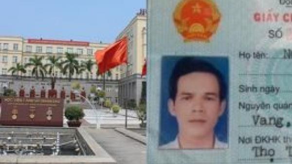 Nam sinh thi đỗ trường Cảnh sát không thể đi học vì thiếu hồ sơ của bố: Bố ơi về đi cho con đi học