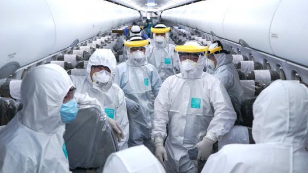 Phát thông báo khẩn, tiếp tục tìm kiếm 5 hành khách đi cùng chuyến bay có người Nhật nhiễm Covid-19