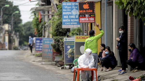 Ghi nhận thêm 1 ca dương tính SARS-CoV-2 tại thôn Hạ Lôi, nâng tổng số bệnh nhân ở Mê Linh lên 5 người