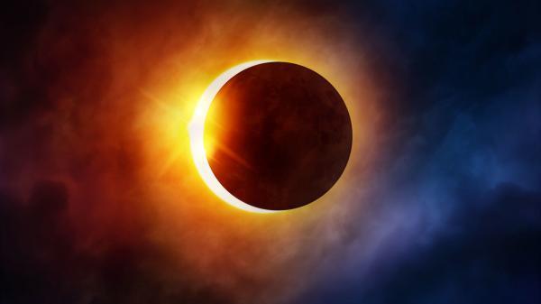 Khoảng từ 13h-15h30 ngày 21/6, sẽ xuất hiện nhật thực một phần