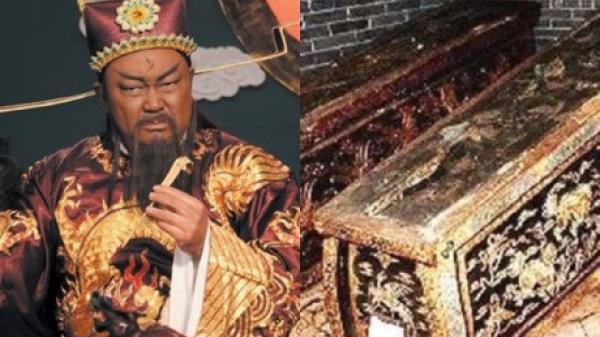 """Bí ẩn trong ngôi mộ của Bao Công, vị quan """"thiết diện vô tư"""" có thật sự trong sạch?"""