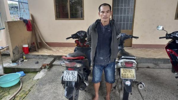 Danh tính kẻ chuyên t.rộm xe máy của công nhân vừa bị sa lưới