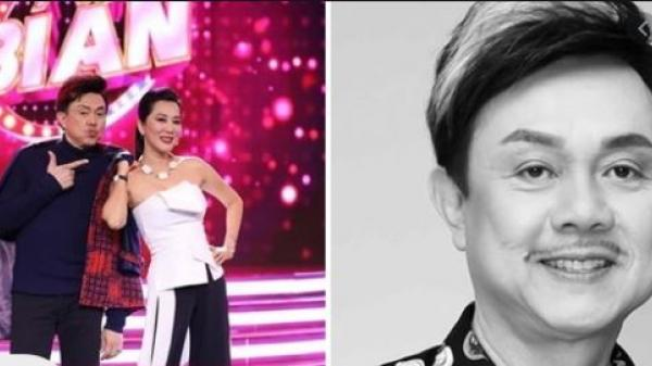 Phút cuối tiễn biệt cố nghệ sĩ Chí Tài, MC Kỳ Duyên nghẹn ngào: 'Tạm biệt anh, người nghệ sĩ duy nhất không có anti-fan.'