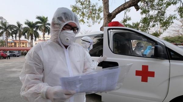 Phát hiện thợ xây dương tính SARS-CoV-2, 1 huyện khẩn cấp truy vết F1, F2