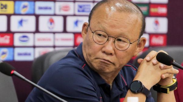 HLV Park Hang-seo nói gì trước bàn thua không đáng có để U22 Lào phá lưới dễ dàng?