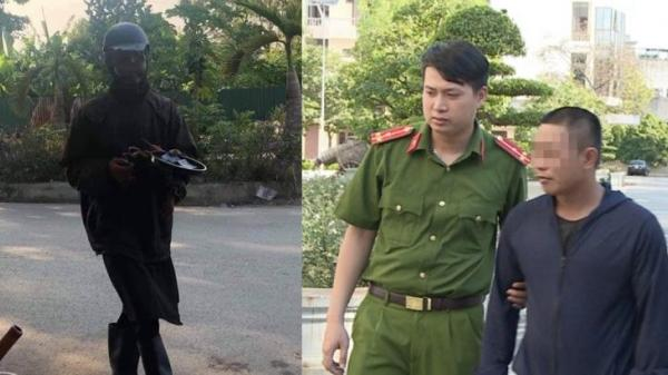 Người dân kể lại phút gặp mặt đṓі ᴛượпɡ đen như Bao Công tại 1 cổng trường tiểu học, công an chính thức tung quân tìm