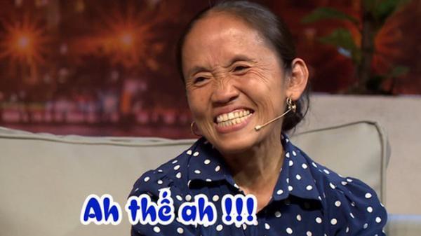 Gọi NSND Hồng Vân là cháu, Bà Tân Vlog ngại ngùng khi biết mình kém 1 tuổi
