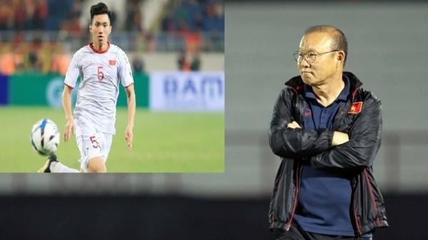 U23 Việt Nam bắt đầu tập 2 buổi/ngày, tìm người thay Đoàn Văn Hậu