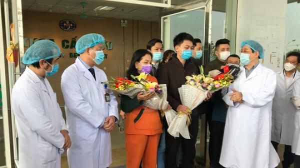 TIN VUI: Việt Nam đã có phác đồ điều trị hiệu quả đối với Covid-19