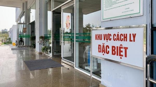 Sáng nay 30 bệnh nhân mắc COVID-19 tại Bệnh viện Bệnh Nhiệt đới Trung ương ra viện