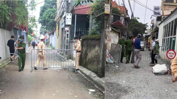 Hà Nội: Cách ly gần 600 người sau khi phát hiện một trường hợp sốt
