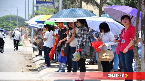 Tỉnh đầu tiên quyết định cho học sinh nghỉ học buổi chiều để tránh nắng