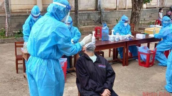 Bình Định triển khai biện pháp cấp bách phòng, chống dịch Covid-19