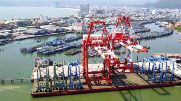 Bộ Giao thông Vận tải đầu tư hơn 420 tỉ đồng vào cảng Quy Nhơn (Bình Định)