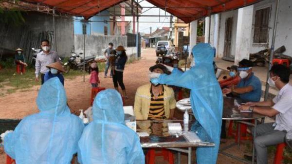 Bình Định: Phát hiện 4 nhân viên y tế huyện miền núi mắc Covid-19