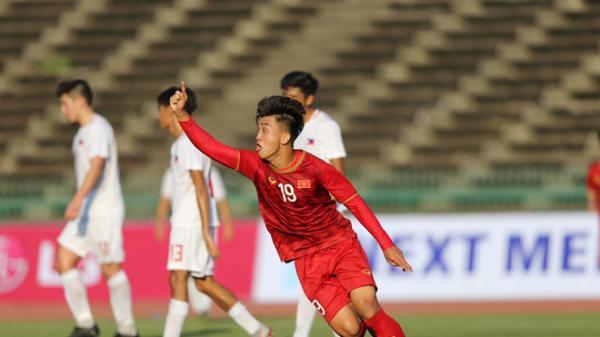 Ông Park gọi 2 sao trẻ xứ Huế lên U.22 Việt Nam đấu với Kitchee SC
