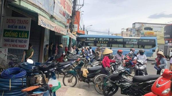 Quảng Ngãi: Ô tô khách t.ông 2 xe máy khiến 2 người th.ương v.ong