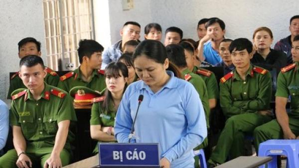 """Đắk Lắk: Tuyên án t.ử h.ình """"nữ quái"""" vận chuyển 22 bánh m.a t.úy từ Lào về Việt Nam"""