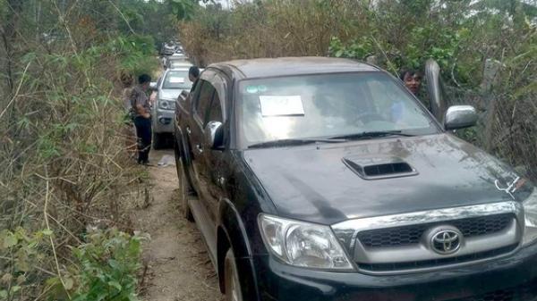 Tìm chủ sở hữu cho 19 ô tô trong vụ bắt xới b.ạc lớn nhất Tây Nguyên