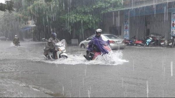Thời tiết 15/10: Trung Bộ mưa lớn diện rộng