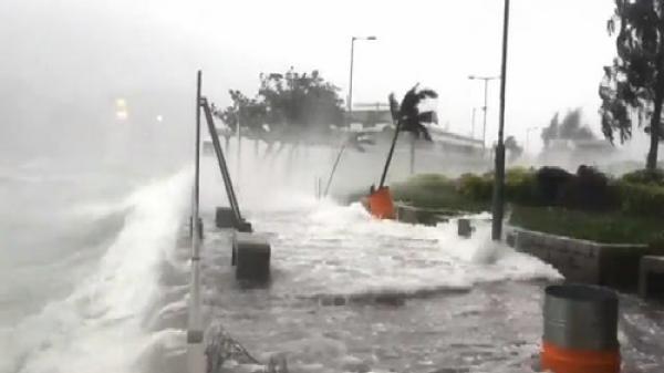 Bão số 6 giật cấp 12 sẽ là cơn bão mạnh nhất, dị nhất năm 2019?