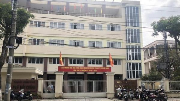 Phó phòng Uỷ ban kiểm tra Quảng Nam t.ử v.o.n.g tại nhiệm sở