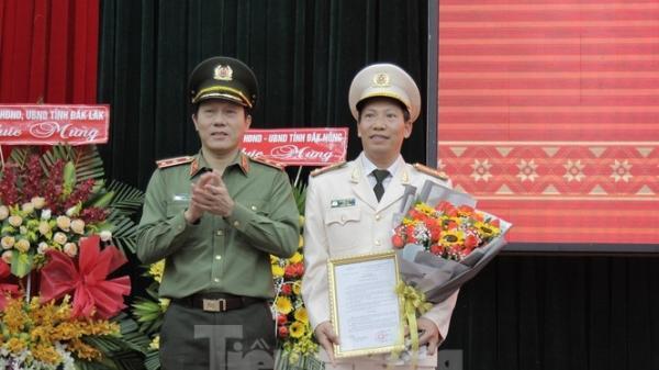 Chân dung tân Giám đốc Công an tỉnh Đắk Lắk, Đăk Nông