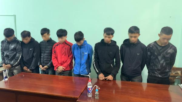 Đắk Lắk: 8 thanh niên thuê nh.à ngh.ỉ để mở đại tiệc 'm.a.i t.h.ú.y'