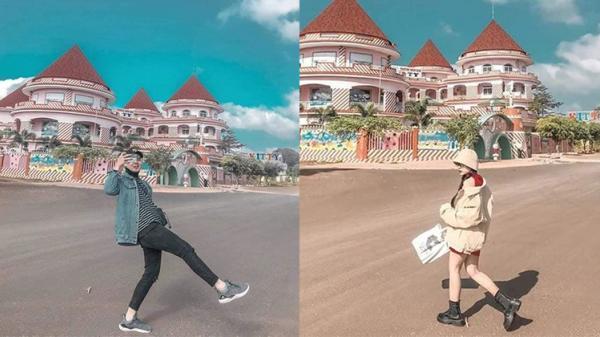 'Lâu đài' mầm non nhuộm hồng Hello Kitty trở thành địa điểm check-in 'hot hit' ở Buôn Ma Thuột  - Đắk Lắk