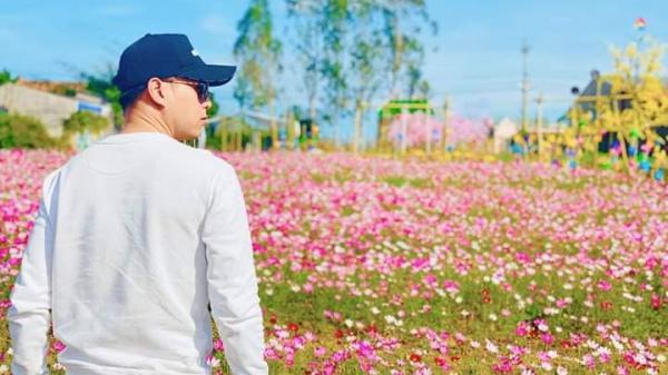 Bà chủ vườn hoa ở Đắk Lắk tiếc đứt ruột vì không biết Hồ Quang Hiếu đến thăm