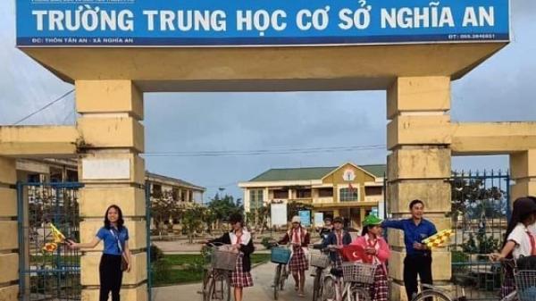 Nếu không có ca mắc nCov, Quảng Ngãi sẽ cho học sinh đi học sau 16/2