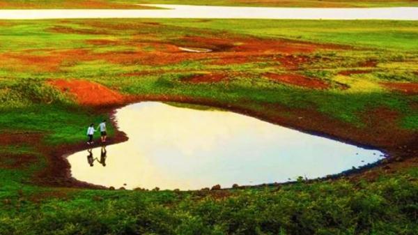 Say đắm trước khung cảnh thiên nhiên thanh bình, đẹp đến nao lòng ở hồ Ea Kao - Đắk Lắk