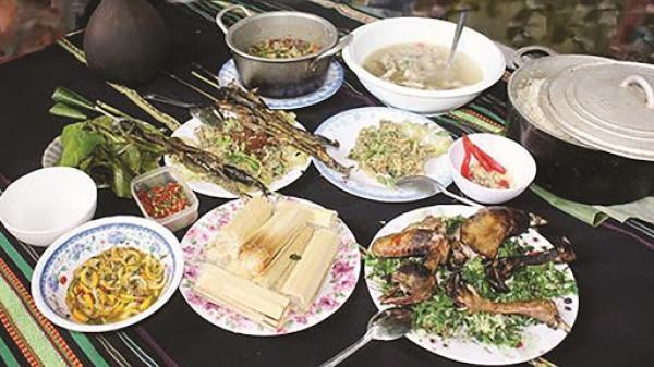 Khám phá những món ăn độc lạ của đồng bào Ê đê ở Đắk Lắk