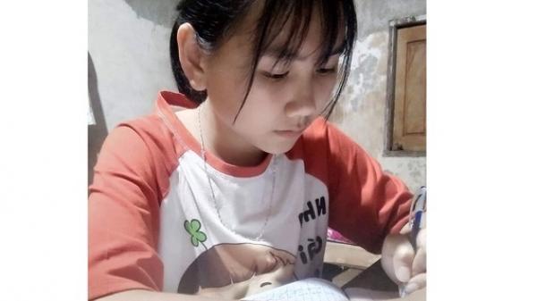 Cô học trò Đắk Lắk mồ côi ham học gặp khó