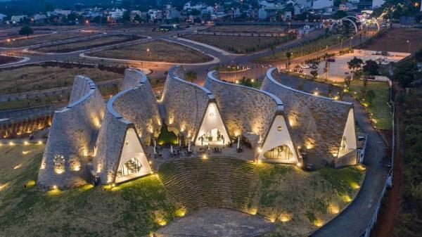 Bảo tàng Thế giới Cà phê là một trong những điểm tốt nhất khi đến Việt Nam