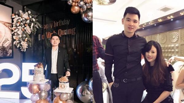 Chân dung đại thiếu gia 25 tuổi là sếp của Quang Hải, Duy Mạnh giữ trong tay khối tài sản trăm tỷ
