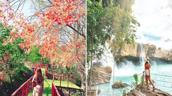 """Những điểm """"sống ảo"""" đẹp nhất tại Đắk Lắk"""