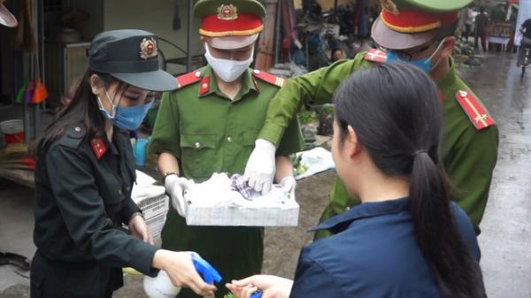 Đắk Lắk: Phạt 28 trường hợp không đeo khẩu trang, chống đối lực lượng chức năng