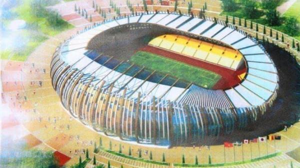 Đắk Lắk sẽ có sân vận động sức chứa 25.000 chỗ ngồi trị giá 560 tỷ đồng