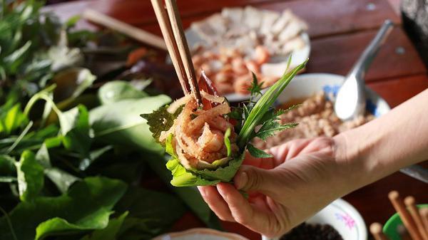 Đến Kon Tum, thưởng thức những đặc sản thơm ngon lạ miệng