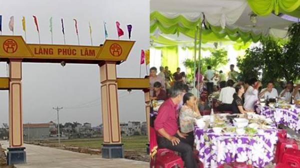 Ngôi làng lạ nhất Việt Nam: 1 nhà có cỗ, không cần thiệp mời chỉ thông báo trên loa, cả làng đến ăn