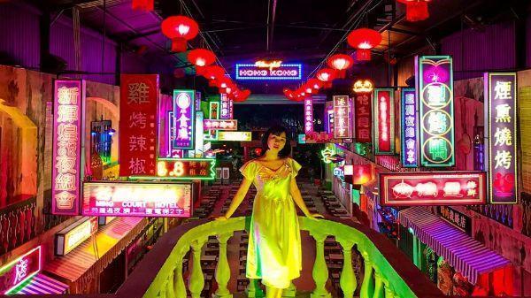 Cực HOT ở Bình Định: Hẻm bia phiên bản Hong Kong nay đã xuất hiện ở Quy Nhơn
