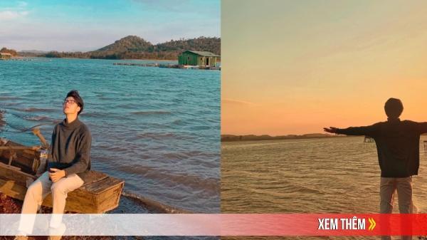 Khám phá hồ Ea Kao đẹp tựa trong tranh - địa điểm nhất định phải check-in khi đến Đắk Lắk
