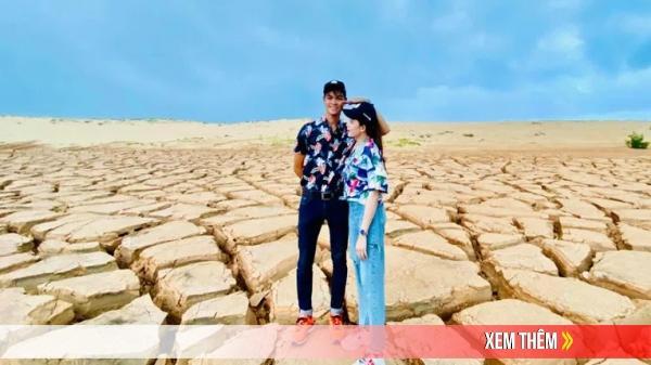 """CỰC HOT: """"Sa mạc đất nứt""""- điểm check-in mới toanh đang hot rần rần tại Bình Định"""