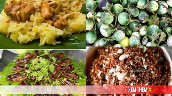 Những món ăn ngon miệng, lạ tai ở Kon Tum nhất định phải thử một lần