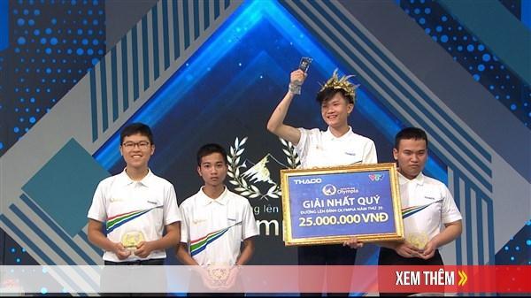 Cậu học trò vùng sâu ở Đắk Lắk tiết lộ bí quyết vào chung kết Olympia